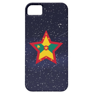 Star of Grenada Flag iPhone 5 Cover