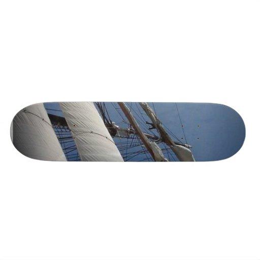 Star Of India Ship Sails Boat Skateboards