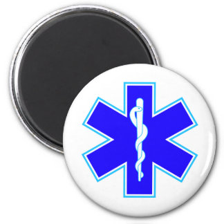 Star of Life (ambulance) Magnet