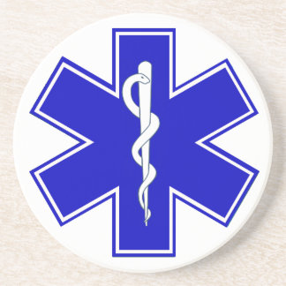 Star of Life Coaster
