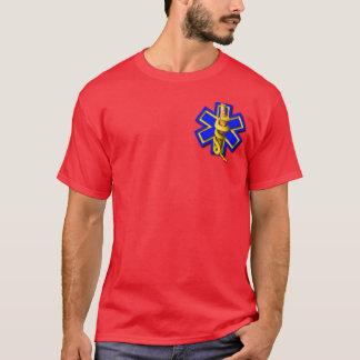 Star Of Life EMS T-Shirt