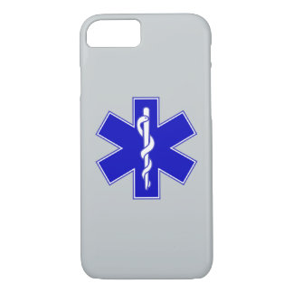 Star Of Life (logo only) iPhone 7 Case