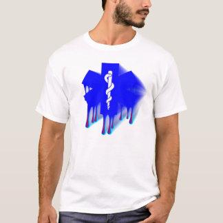 Star Of Life Melting T-Shirt