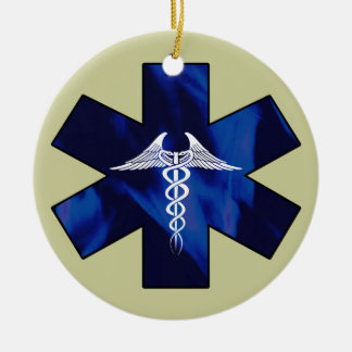 Star of Life Ornament