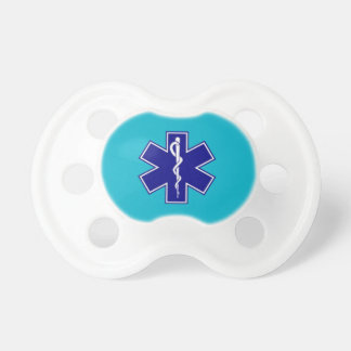 Star Of Life Pacifiers
