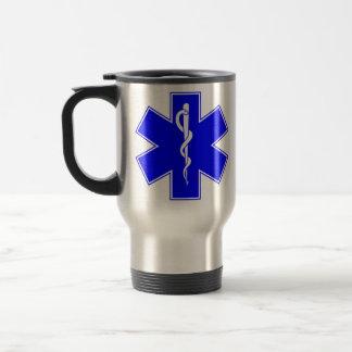 Star Of Life Travel Mug