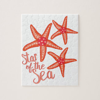 Star Of Sea Jigsaw Puzzle