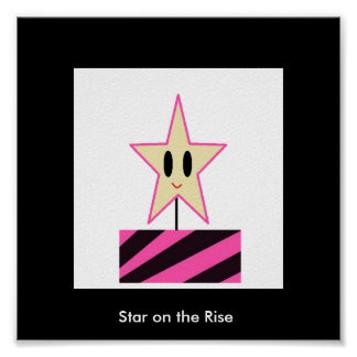 Star on the Rise Poster
