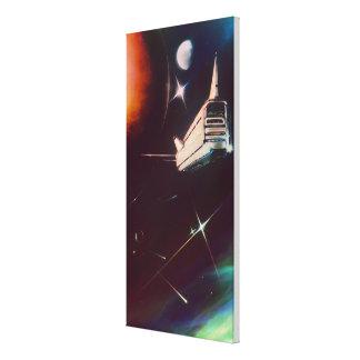 Star One Canvas Print