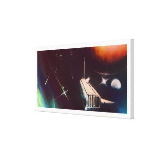 Star One (Horizontal) Canvas Print