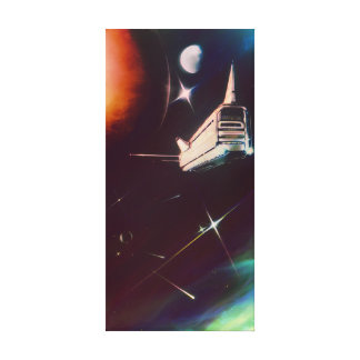 Star One (Large) Canvas Print