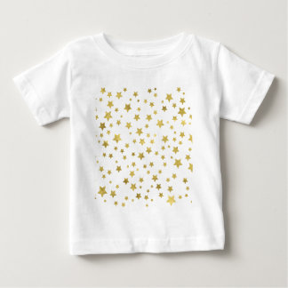 Star Pattern Baby T-Shirt