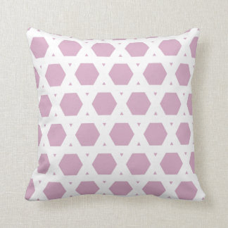 Star Patterns Throw Pillow