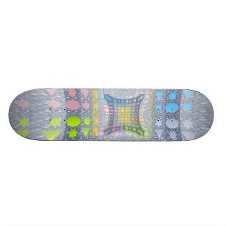Star Player -  Flying Carpet Skate Board Deck