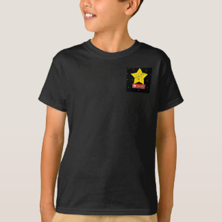 STAR_playsYT  short sleeved top pocket