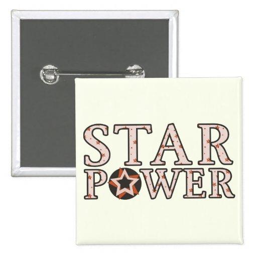 Star Power Buttons