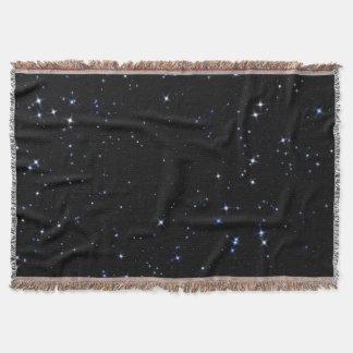 Star Power Deep Space Throw Blanket