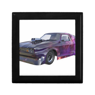 Star Purple Racing Car Gift Box