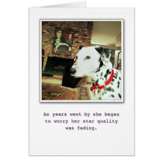 Star Quality (blank) Card