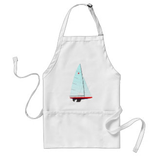 star  Racing Sailboat onedesign Olympic Class Standard Apron