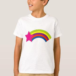 Star Rainbow Kids T-shirt