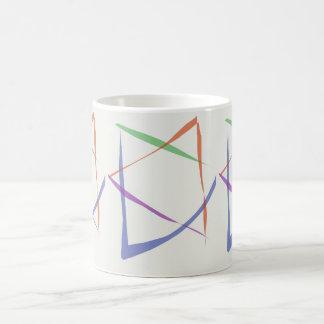 Star Rainbow Mug