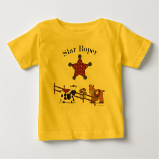Star Roper Toddler Shirt