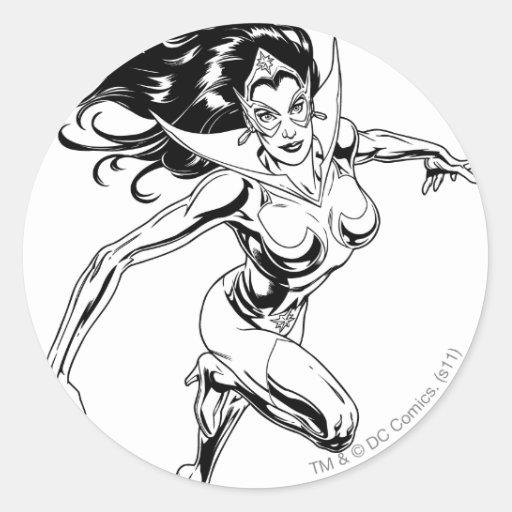 Star Sapphire 3 Stickers