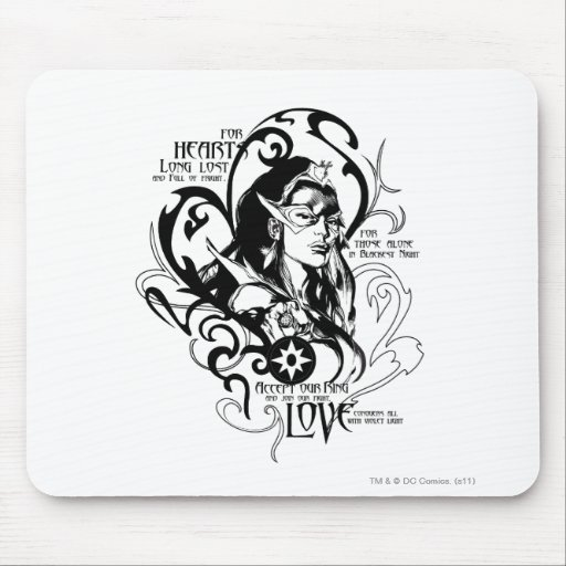 Star Sapphire Graphic 2 Mouse Pads