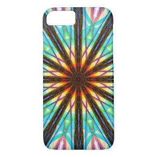 Star-Shaped Mandala iPhone 8/7 Case