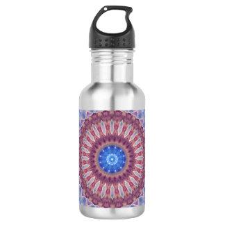 Star Shield Mandala 532 Ml Water Bottle