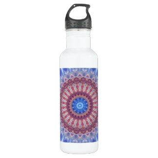 Star Shield Mandala 710 Ml Water Bottle