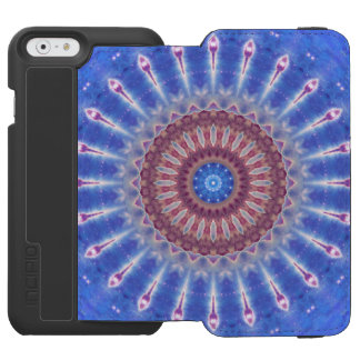 Star Shield Mandala Incipio Watson™ iPhone 6 Wallet Case