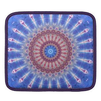 Star Shield Mandala iPad Sleeve