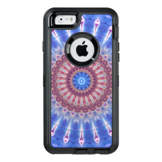 Star Shield Mandala OtterBox Defender iPhone Case
