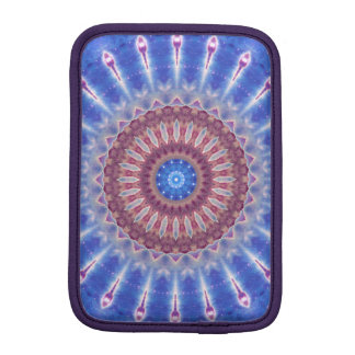 Star Shield Mandala Sleeve For iPad Mini