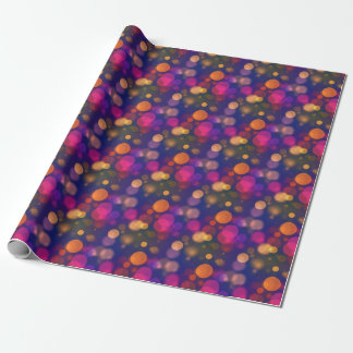 Star Shine Wrapping Paper
