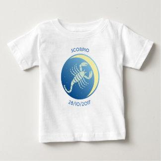 Star Sign Baby T-shirt Scorpio