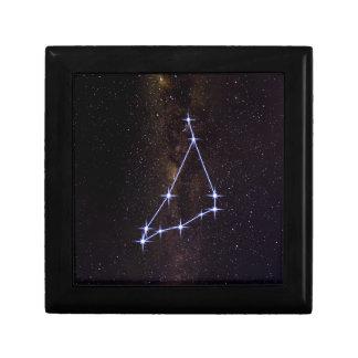 Star Sign Capricorn Gift Box