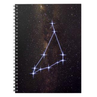 Star Sign Capricorn Notebooks