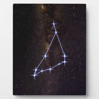 Star Sign Capricorn Plaque
