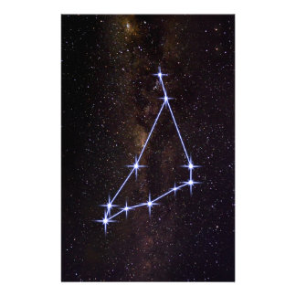 Star Sign Capricorn Stationery
