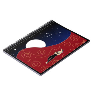STAR sign collection: Taurus Notebook