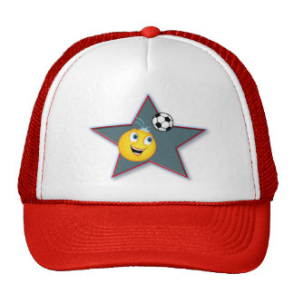 Star Smile Ball Hat