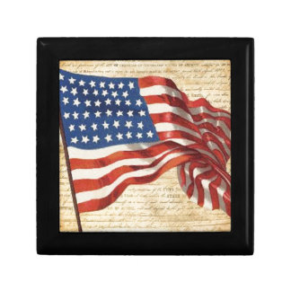 Star Spangled Banner Gift Box