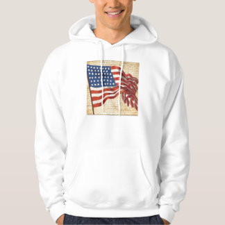 Star Spangled Banner Hoodie