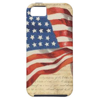 Star Spangled Banner iPhone 5 Case