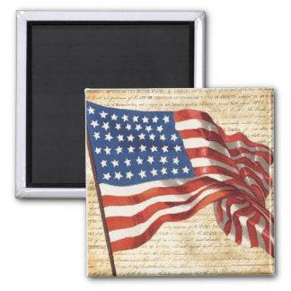 Star Spangled Banner Magnet