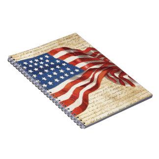 Star Spangled Banner Notebook