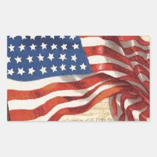 Star Spangled Banner Sticker
